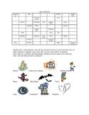 Halloween Sudoku - Spanish