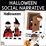 Social Story Halloween