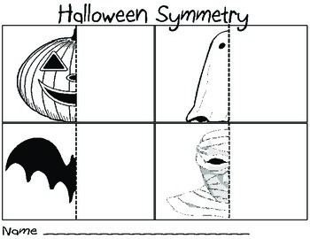 Halloween Symmetry