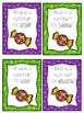 Halloween Synonym Literacy Center Task Cards