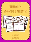 Halloween Synonyms & Antonyms