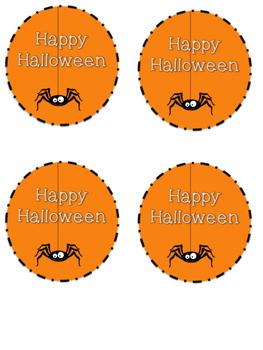 Halloween Tags