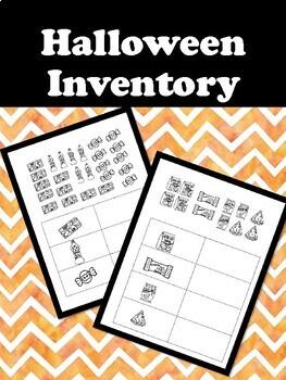 Halloween-Taking Inventory