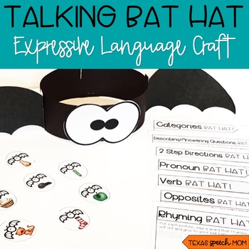 Talking Bat Hat: Expressive Language Craft