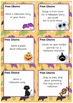 Halloween Task Cards - 72 Ideas for Writer's Journal