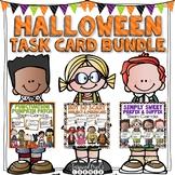 ELA Task Card Bundle - Halloween Theme
