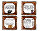 Halloween Task Cards - Multiplication and Division Word Problems
