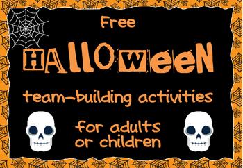 Halloween Team-Building Activities