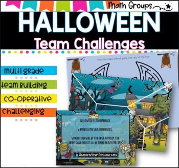 Halloween Team Challenge
