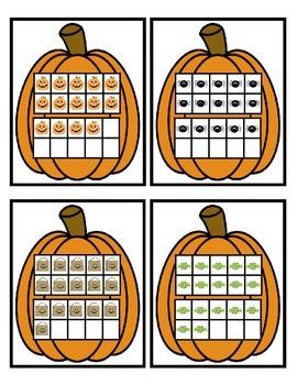 Halloween Teen Numbers