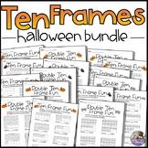 Halloween Ten Frame Bundle