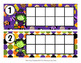 Halloween Ten Frame Cards