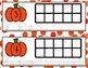 Halloween Ten Frame Mats