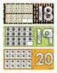 Halloween Ten Frame Puzzles