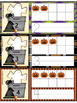 Differentiated Halloween Ten-Frame Centers. Counting from