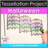 Tessellations Math Project Halloween
