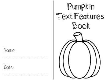 Halloween Text Features