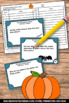Halloween Literacy Activities The Berenstain Bears Trick or Treat