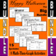 Halloween - The Big Bundle - 8 Math-Then-Graph Activities - 15 Systems
