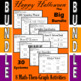 Halloween - The Big Bundle - 8 Math-Then-Graph Activities - 30 Systems
