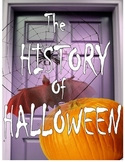 Halloween ~ The History of Halloween