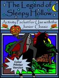 Halloween Activities: The Legend of Sleepy Hollow Activity