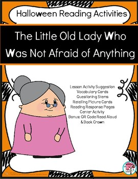 Halloween: The Little Old Lady Who Wasn't Afraid of Anything