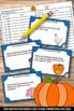 Halloween Literacy Book Runaway Pumpkin by Kevin Lewis Activities & Games