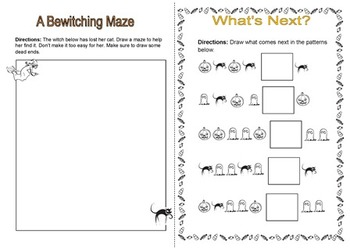 Halloween Thematic Unit for AUS NZ and UK Grades K-1-2