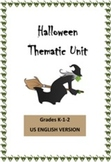 Halloween Thematic Unit for Grades K-1-2