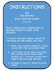 Basic Addition Question Cards (Companion for Halloween Boa