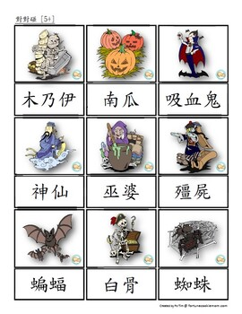 Halloween Theme FULL Pack (Traditional Chinese)