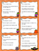 Halloween Theme Guess My Number Task Cards