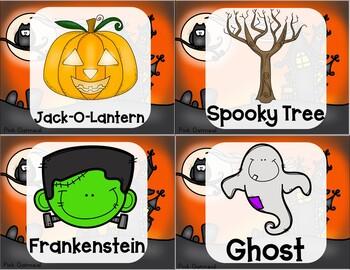 Halloween Theme Motor  Pack