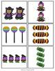 Halloween Theme - Multiplication Arrays (Matching game)