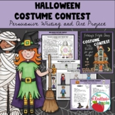 Halloween Theme Persuasive Writing Project