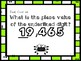 Halloween Theme: Place Value of a Digit **TEKS ALIGNED**
