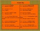 Halloween Themed 2 Step Math Problems with Extra Information