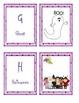 Halloween Themed Alphabet Cards