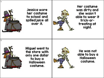 Halloween Themed Cause & Effect Center