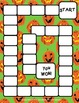 Halloween Themed Game Boards