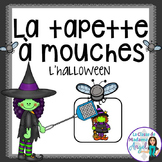 French Halloween Themed Game - La tapette à mouches