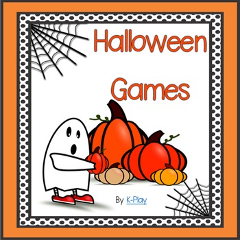 Halloween Themed Games