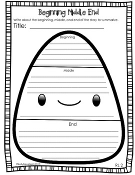 Fall Activities: Halloween Themed Graphic Organizers