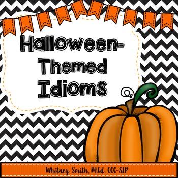 Halloween-Themed Idioms