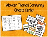 Halloween Themed Math Center - Comparing groups of objects