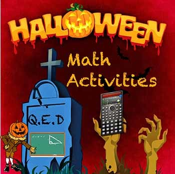 Halloween-Themed Math Resources