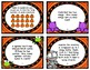 Halloween Themed Multiplication and Division Task Cards