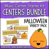 Halloween Themed Music Center Starter Kit - Variety Pack Bundle