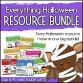 Everything Halloween!  Music Resource Bundle - Variety Pack